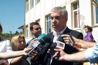 Tariceanu: Sforarul principal va fi Traian Basescu. PNL ii este servit pe tava