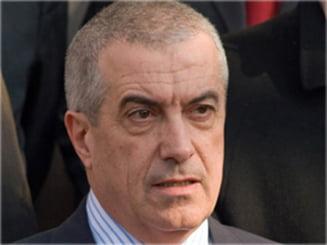 Tariceanu: Soarta Guvernului este pecetluita, Basescu il asteapta pe Boc cu demisia