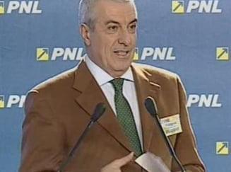 Tariceanu: Statutul propus de Crin Antonescu nu este democratic! (Video)