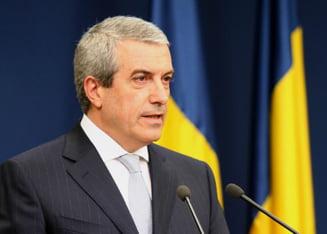Tariceanu: Sunt necesare alegeri anticipate