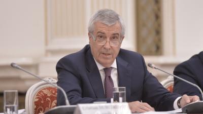 Tariceanu: Teodorovici sa isi tina parerile pentru el in ceea ce priveste Ministerul Energiei. Nu stie cum functioneaza