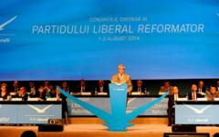 Tariceanu, ales presedinte al Partidului Liberal Reformator - a fost singurul candidat