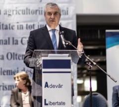 Tariceanu, catre colegii de partid: Daca vreti ca eu sa am o sansa reala la prezidentiale, sa aratam pe 26 mai ca suntem o forta