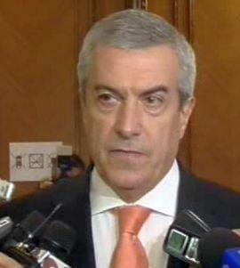 Tariceanu, catre o ziarista TVR: Aveti o atitudine polemica agresiva