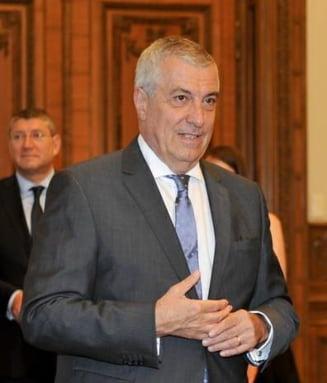 """Tariceanu, despre """"fugarii"""" din ALDE: Ma bufneste rasul de ce alegere proasta au facut"""