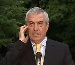 Tariceanu, despre Congresul PD-L: N-are nicio relevanta cine va castiga