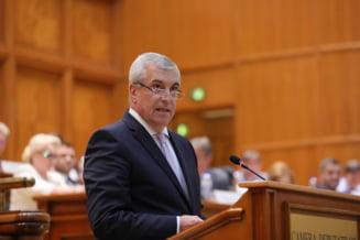Tariceanu, despre PSD: Este un plan care a fost lucrat de multa vreme. Nu suntem legati ombilical de guvernare