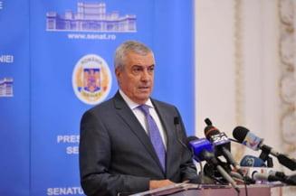 Tariceanu, despre alegatorii lui Iohannis: Vor sange pe pereti. Atat ii duce mintea