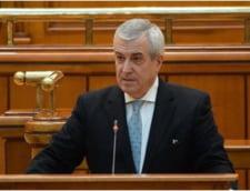 Tariceanu, despre anticipate: Il cer premierului sa nu isi bata joc de sacrificiile pe care le-am facut pentru investirea Guvernului