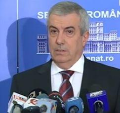 Tariceanu, despre cazul Sova: Presedintele Senatului nu raspunde de votul alesilor (Video)