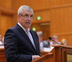 """Tariceanu, despre majorarea pensiilor: """"Ma tot gandesc cum sa-i convingem pe Iohannis si Orban ca marirea pensiilor cu 40%, cat prevede legea, nu este negociabila"""""""