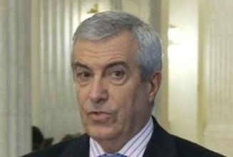 Tariceanu, despre procesul lui Iohannis: Justitia a fost oarba