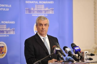 Tariceanu, despre referendumul initiat de Iohannis: Vom stabili in Biroul Permanent pasii care trebuie urmati