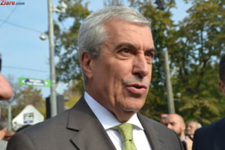 Tariceanu, despre scorul lui Diaconu: Este cel mai mare rezultat pe care l-a obtinut un independent la prezidentiale