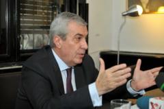 Tariceanu, in vizita electorala la Buzau