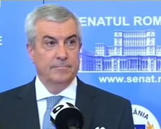 Tariceanu, ingrijorat dupa votul UNPR: Trebuie sa avem o discutie serioasa