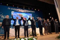 Tariceanu, inspirat de un primar condamnat pentru coruptie, a vorbit la Craiova despre progresul Romaniei