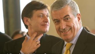 Tariceanu, intalnire de taina cu parlamentarii PNL? Antonescu: Poate vrea sa candideze la Congres