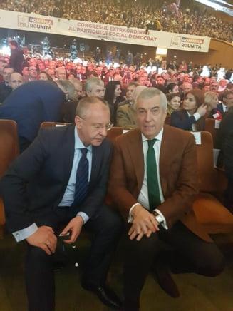 Tariceanu, la Congresul PSD: Daca nu o revoca pe Kovesi, Iohannis isi va semna sentinta
