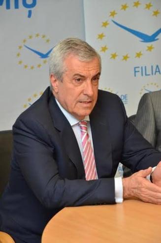 Tariceanu, la ICCJ: Nu sunt adeptul justitiei facute in strada sau la televizor