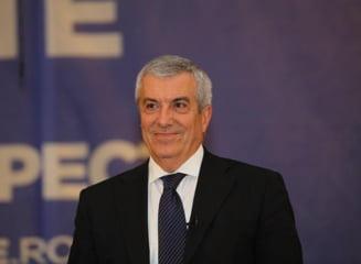 Tariceanu, premierul lui Ponta: Adversarul nu este doar Iohannis, ci si presedintele in functie