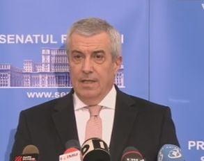 """Tariceanu a facut o """"ampla invitatie la dialog"""": Nu e cazul sa recurgem, Doamne fereste, la sacrificii"""