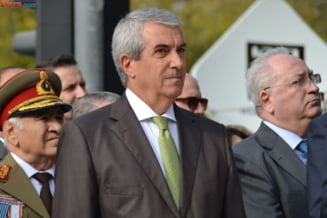 Tariceanu a gafat in Senat: Nu am facut niciodata vreo fapta legala (Video)