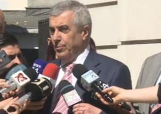 Tariceanu acuza DNA de vanatoare: Au cerut sa se faca denunturi la adresa mea si nu sunt singurul