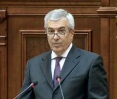 Tariceanu acuza ca dosarul in care a fost trimis in judecata este unul fabricat