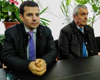 Tariceanu anunta ca ALDE renunta la conducerea cu doi presedinti