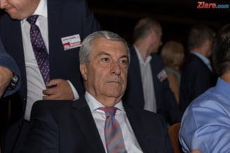 """Tariceanu anunta constituirea unui grup parlamentar mixt care se va numi """"Democratia"""""""