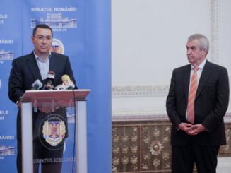 Tariceanu ataca Pro Romania