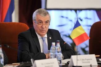Tariceanu ataca UE, bancile si firmele straine: trateaza Romania ca pe o tara de mana a doua