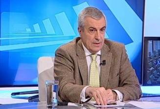 Tariceanu ataca programul de guvernare al PNL: Au aruncat bomba si acum se dau genisti