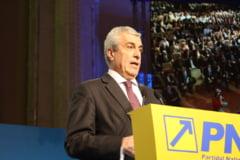Tariceanu celebreaza simultan PNL si PLR, la Timisoara