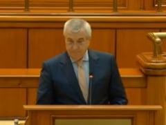 """Tariceanu cere """"cu insistenta"""" ca bugetul sa fie dezbatut in Parlament"""