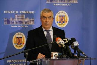 Tariceanu crede ca Valcov e competent, iar dosarele penale nu prea conteaza