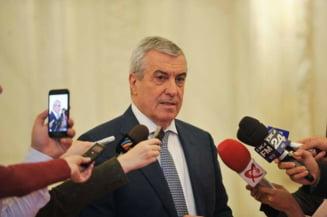 Tariceanu dezminte ca ALDE Europa va dezbate o rezolutie de excludere: ALDE Romania ramane si USR nu intra!