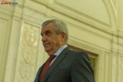 Tariceanu exclude orice negociere cu PNL pentru formarea unei noi majoritati