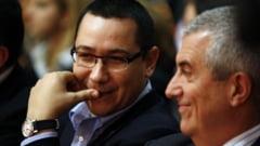 Tariceanu explica de ce a acceptat sefia Senatului: Imi asum responsabilitatea continuarii USL
