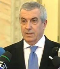 Tariceanu ii acuza pe liberali ca l-au scapat pe Vosganian de urmarirea penala (Video)