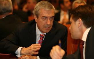 Tariceanu ii raspunde lui Antonescu: Sa-si pastreze ingrijorarile, stiu singur ce trebuie sa fac