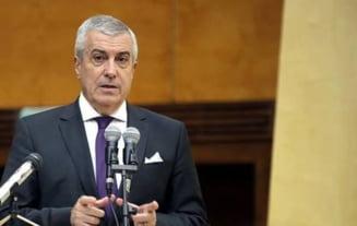 """Tariceanu il acuza pe Iohannis ca """"a inchis ochii"""" la implicarea serviciilor in Justitie"""