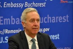 """Tariceanu il acuza pe ambasadorul Klemm de colaborare cu """"sistemul de putere oculta"""""""