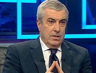 Tariceanu il ataca pe Iohannis pentru ca nu-i demite pe sefii DNA si SRI: Jocurile, facute de institutii nedemocratice