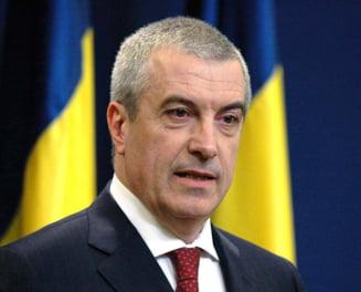 Tariceanu insista: Guvernul nu e vinovat, Iohannis pare ca are un plan care sa duca la schimbarea Guvernului