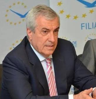 Tariceanu isi anunta colegii de partid despre o alianta politica ALDE-ProRomania. Ce spune Dancila