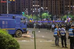 Tariceanu isi anunta sustinerea pentru Jandarmerie si Politie dupa violentele din Piata Victoriei