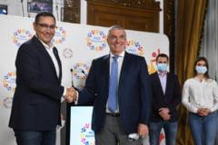 """Tariceanu l-a propus pe Ponta drept premier desemnat al partidului rezultat din fuziunea Pro Romania-ALDE: """"Am emotii ca pe timpul USL"""""""
