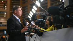 Tariceanu n-ar vrea plangere penala impotriva lui Iohannis, asa cum vrea Olguta Vasilescu: Sa nu coboram dezbaterea foarte jos